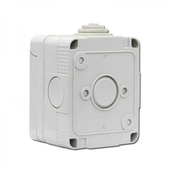 Ip55 10a 1 Gang 2 Way Switch Waterproof Push Button Switch